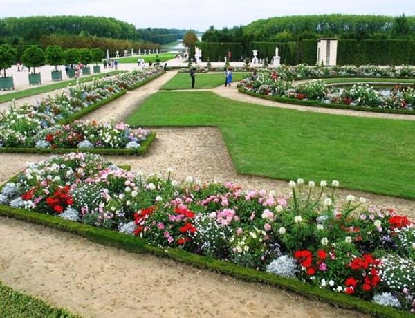 Những khu vườn đẹp nhất thế giới,vườn Versailles - Château de Versailles, Pháp