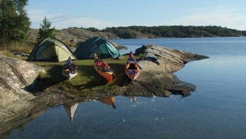 Đường bờ biển Bohuslan, Tây Thụy Điển