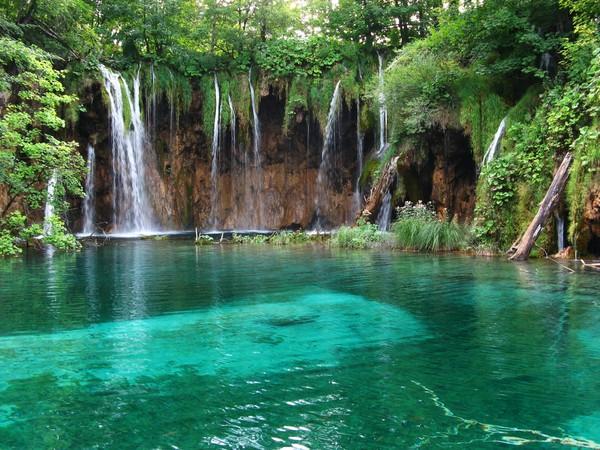 vườn quốc gia Plitvice Lakes,những công viên đẹp nhất thế giới