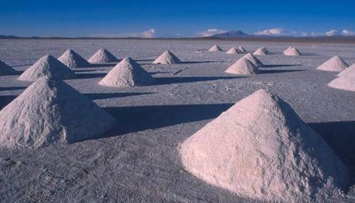 Sa mạc muối Salar de Uyni, Bolivia