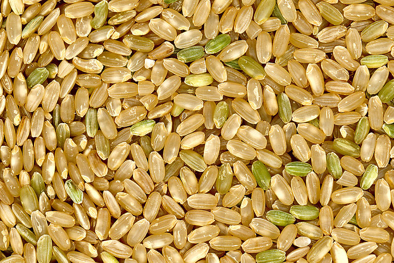 Hạt gạo,gạo lứt
