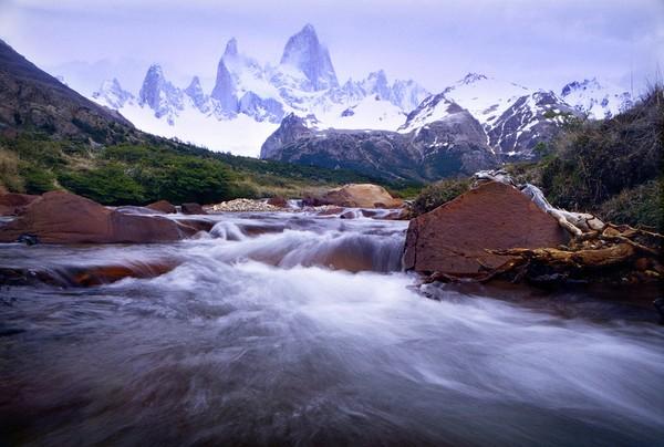 Vườn Quốc gia Los Glaciares,những công viên đẹp nhất thế giới
