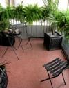 ban công,chung cư,cây cảnh,phong thủy,Ban công trên các chung cư