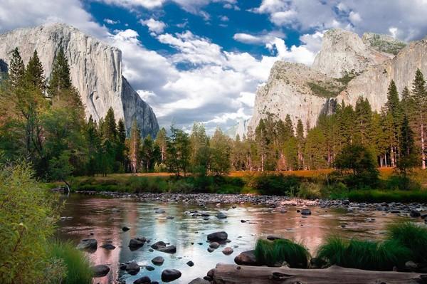 Vườn quốc gia Yosemite,những công viên đẹp nhất thế giới