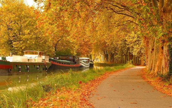 Đường kênh đào Midi, Pháp