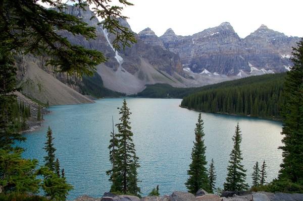 Công viên quốc gia Banff ở Canada,những công viên đẹp nhất thế giới